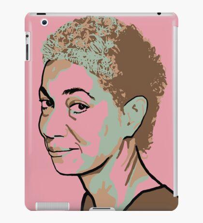June Jordan iPad Case/Skin