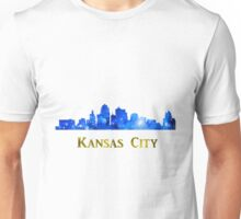Kansas City Skyline Unisex T-Shirt