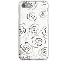 Rose Among Roses (dense) iPhone Case/Skin