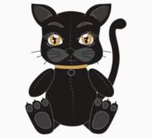 Lucky the Black Cat Kids Clothes
