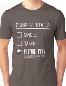 Always playing Unisex T-Shirt