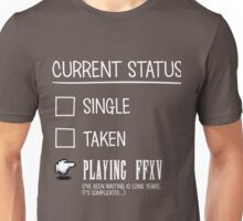 Always playing Unisex T-Shirt