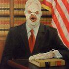 Morty Flukeman for Senate by Conrad Stryker