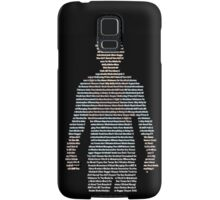 Thomas Black Samsung Galaxy Case/Skin