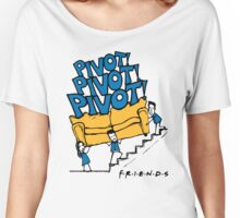Friends- Pivot Pivot Pivot Women's Relaxed Fit T-Shirt