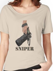 Sniping - photographer-style! Women's Relaxed Fit T-Shirt