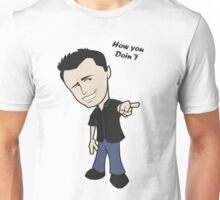 Friends - How you doin?  Unisex T-Shirt
