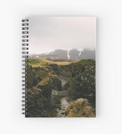 Arnarstapi Spiral Notebook