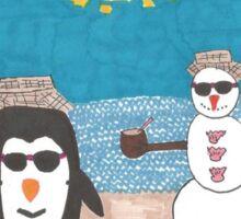 Christmas Vacation Sticker