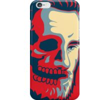 Don't screw Rick iPhone Case/Skin