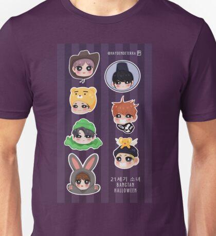BANGTAN HALLOWEEN Unisex T-Shirt