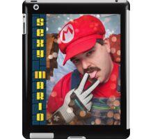 SexyMario - Powerglove fits just right iPad Case/Skin