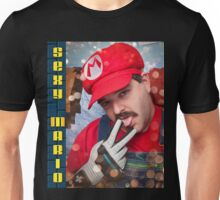 SexyMario - Powerglove fits just right Unisex T-Shirt