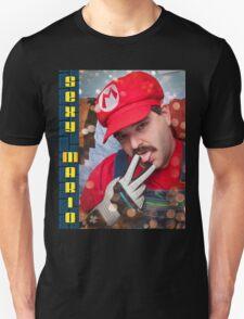 SexyMario - Powerglove fits just right T-Shirt