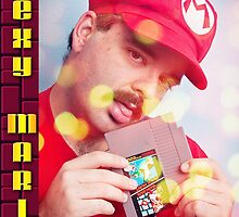SexyMario - Blowing the Cartridge by SexyMario