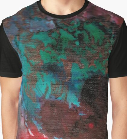Ink Blots Graphic T-Shirt
