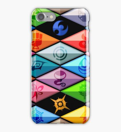 The Power of Z iPhone Case/Skin