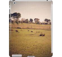 Kangaroo Flats iPad Case/Skin