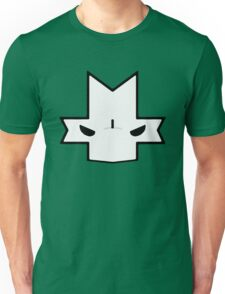 Crasher Knight Face (Green) Unisex T-Shirt