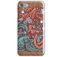 Octopus Tea Party iPhone Case/Skin