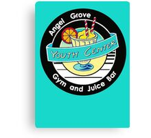 Angel Grove Youth Center - Gym & Juice Bar Canvas Print