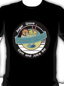 Angel Grove Youth Center - Gym & Juice Bar T-Shirt