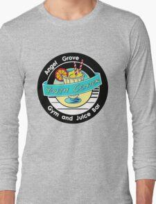 Angel Grove Youth Center - Gym & Juice Bar Long Sleeve T-Shirt