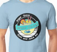 Angel Grove Youth Center - Gym & Juice Bar Unisex T-Shirt