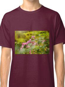 dangle heart flowers grow Classic T-Shirt