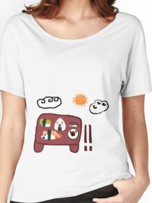 seriously sushi  Women's Relaxed Fit T-Shirt