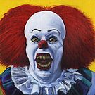 Pennywise (II) by Conrad Stryker