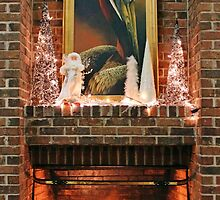 Fireplace Christmas by Cynthia48