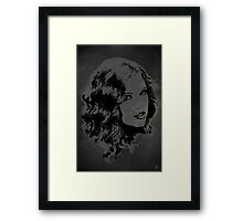 The gRey Series - T Framed Print