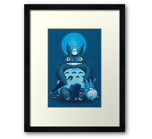 Spirits and friends Framed Print