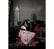 Est 19XX - 2.0 Photographic Print