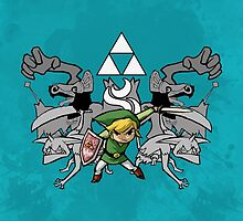 Toon Link by Greytel
