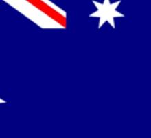Australian Heart T-Shirt Sticker