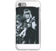 Tina Weymouth Music Legend iPhone Case/Skin