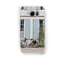 A lonely bicycle Samsung Galaxy Case/Skin
