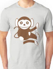 Cute Dead Monkey Unisex T-Shirt