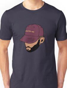 Jon Bellion face beautiful mind Unisex T-Shirt