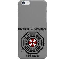 Umbrella Initiative iPhone Case/Skin