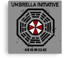 Umbrella Initiative Canvas Print