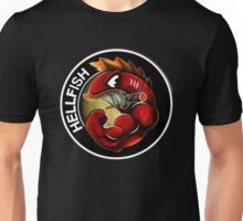 The Flying  Hellfish! Unisex T-Shirt