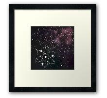 The Big Bang (Theory) Framed Print