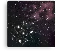 The Big Bang (Theory) Canvas Print