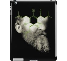 when i grow up i want to be the barfly in the ointment of entropy iPad Case/Skin