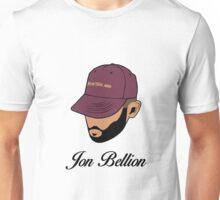 Jon Bellion face beautiful mind with text Unisex T-Shirt