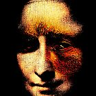 monalisa with eyes that watch the world and can't forget by titus toledo