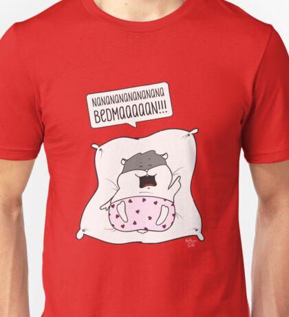 Bedman Kevin  Katz & Tinte Unisex T-Shirt
